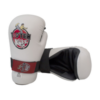 "Kids Generation Open Hand Gloves ""2016"" WHITE (22471-1)"