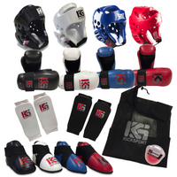 "KICKSPORT NEW STUDENT ""POINTS STARTER BUNDLE"" 4 COLOURS (KS-SBM)"