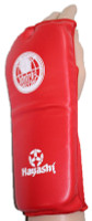 "HAYASHI SHOBU IPPON KARATE MITTS ""WUKF APPROVED"" - (204-1)"