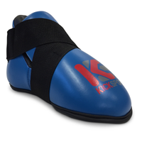 "KICKSPORT POINTS ""FIGHT"" KICKS - CLEARANCE 2016 EDITION - BLUE (KSFK-06)"