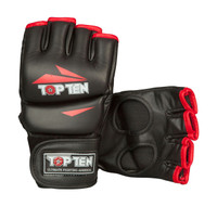 "TOP TEN MMA ULTIMATE FIGHT GLOVES ""TRIANGLE"" (23111-94)"