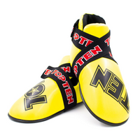 TOP TEN Competition Kicks 'ULTRA LIGHT' Yellow/Black
