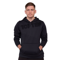Hoodie with TOP TEN Print