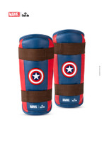 CAPTAIN AMERICA Shin Guards -ADULT