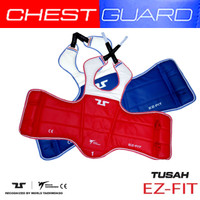 WT APPROVED Taekwondo Trunk Protector-Adult
