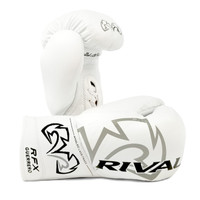 Rival RFX-Guerrero Pro Fight Gloves - SF-F-WHITE