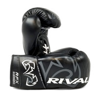 Rival RFX-Guerrero Pro Fight Gloves - SF-F-BLACK