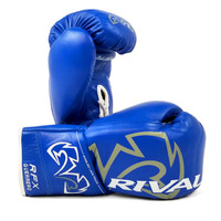 Rival RFX-Guerrero Pro Fight Gloves - SF-F-BLUE