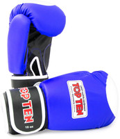 "Boxing Gloves ""WAKO"" - 10 oz, blue"