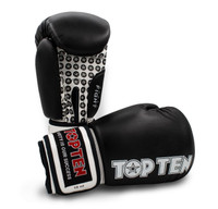 "Boxing Gloves ""Fight"" Black"