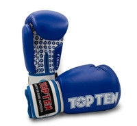"Boxing Gloves ""Fight""-Blue 10oz"