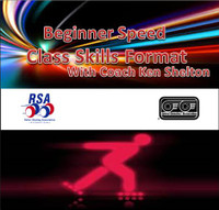 Developed by Coach Ken Shelton, this highly explanatory DVD will teach you the skills necessary to get your speed class off the ground.