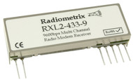 RXL2 - UHF Multi Channel Transparent Data Link Receiver