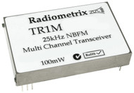 TR1M- VHF Narrow Band FM Multi channel Transceiver Frequency 173MHz