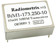 BiM1 - VHF Narrow Band FM transceiver - Frequency 151.300MHz, 173.225 and 173.250MHz