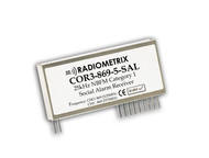 COR3  NBFM Multi-channel receiver for 868MHz SRD band  Frequency 865 - 870MHz