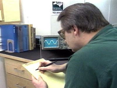 Calibration & Test Equipment: Oscilloscopes