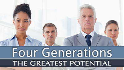Four Generations: The Greatest Potential