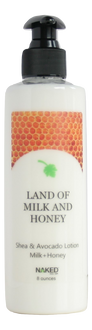 Land of Milk & Honey - Shea & Avocado Lotion