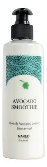 Avocado Smoothie - Shea & Avocado Lotion - UnScented