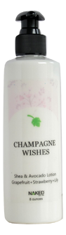 Champagne Wishes - Shea & Avocado Lotion