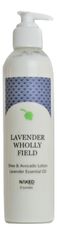 Lavender Wholly Field - Shea & Avocado Lotion
