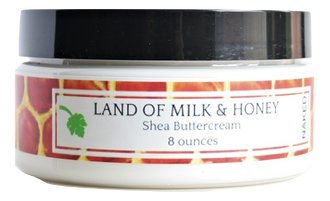 Land of Milk & Honey - Shea Butter Cream