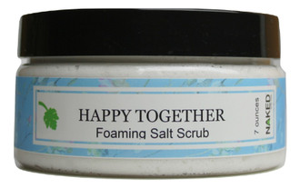 Happy Together Foaming Salt Scrub
