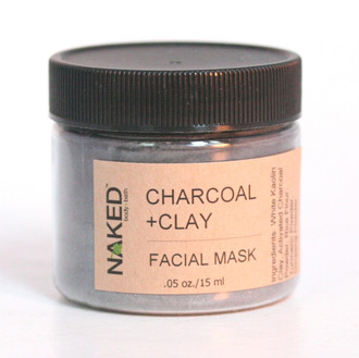 CHARCOAL+CLAY FACIAL MASK
