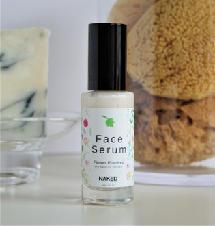Flower Powered Face Serum