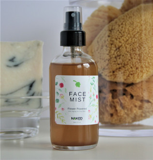 Flower Powered Face Mist