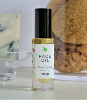 Flower Powered Face Oil