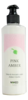 Pink Amber  - Shea and Avocado Lotion