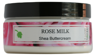 Rose Milk - Shea Butter Cream