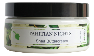 Tahitian Nights - Shea Butter Cream