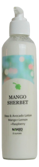 Mango Sherbet  - Shea and Avocado Lotion