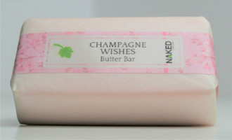 Champagne Wishes Butter Bar