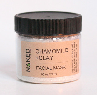 CHAMOMILE+CLAY FACIAL MASK