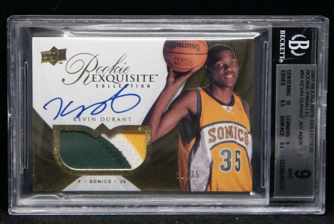 The Most Expensive Modern Sports Cards In The Hobby