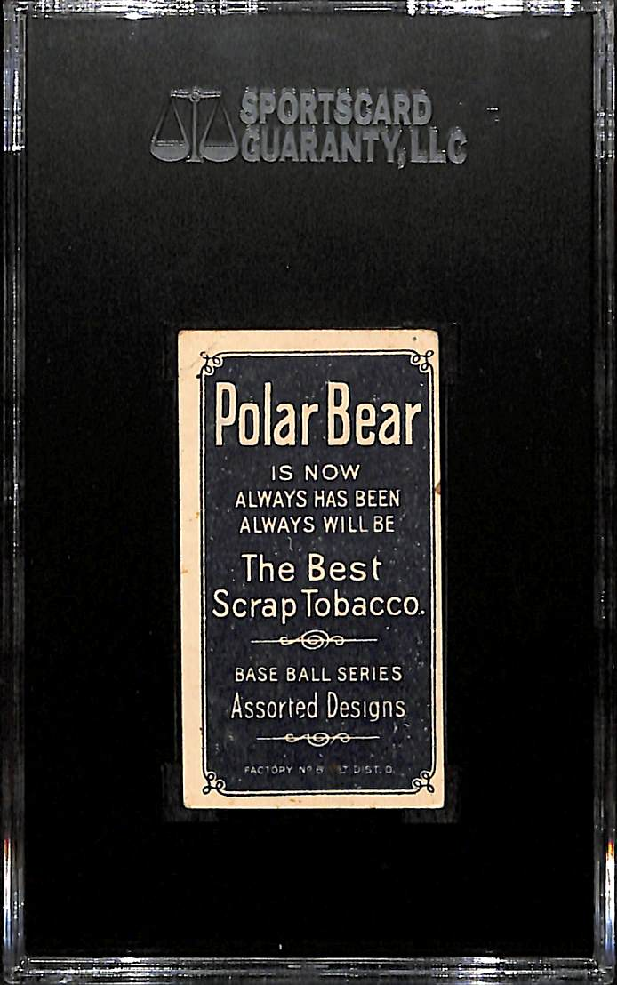 T206 Polar Bear Rare Back