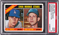 1966 Topps Don Sutton RC Rookie #288 HOF - PSA 9 Mint