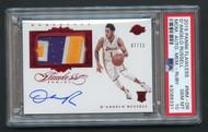 2015 Flawless D'Angelo Russell Ruby Mom. Auto Patch #MM-DR PSA 10 Gem Mint-Pop 1!