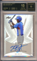 2013 LEAF METAL DRAFT KRIS BRYANT RC ROOKIE AUTO RC BGS 10/10 BLACK LABEL