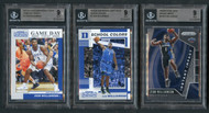 2019 Contenders & Prizm Zion Williamson Rookie 3-Card Lot-All BGS 9 Mint