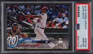 2018 Topps Update Juan Soto #US104 PSA 10 GEM MINT