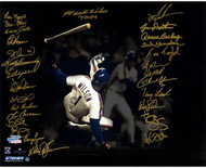 New York Mets Autographed Photo