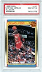 1988 Fleer Michael Jordan All-Star #120 HOF PSA 10 Gem Mint