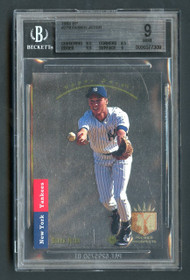 1993 SP Derek Jeter RC Rookie #279 HOF BGS 9 Mint - High End