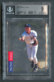 1993 SP Derek Jeter RC Rookie #279 HOF-BGS 9 Mint-High End Subs