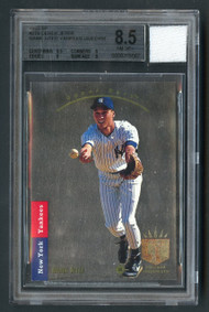 1993 SP Derek Jeter RC Rookie FOIL #279-High-End w/9.5 sub